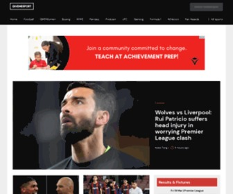 Givemesport.com - Latest  News, Opinion and Features | GiveMeSport