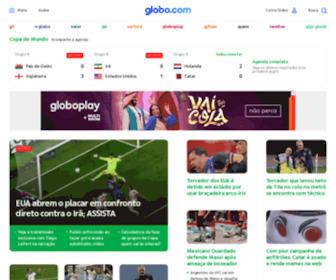 Globo.com - globo.com - Absolutamente tudo sobre notícias, esportes e entretenimento
