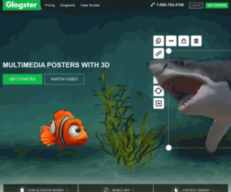 Glogster.com - Glogster: Multimedia Posters | Online Educational Content