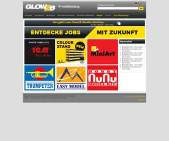 Glow2b.de - Glow2B Produktkatalog