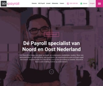 Go2payroll.nl - Go2 Payroll