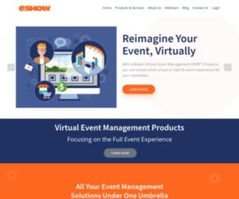 Goeshow.com - eShow: Event Management Solutions