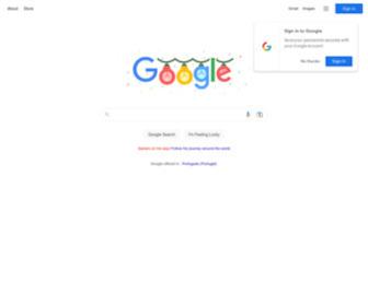 Google.co.ao - Google