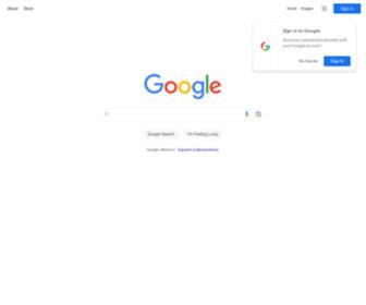Google.com.pr - Google