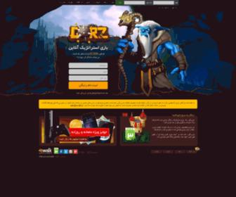 Gorz.ir - بازی آنلاین گرز