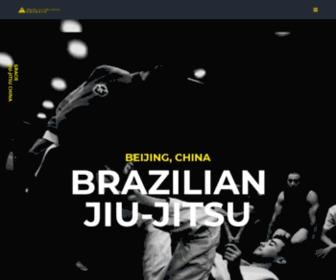 Graciechina.com - Gracie china Brazilian Jiu-Jitsu in Beijing Chet Quint