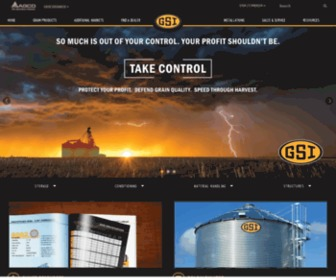 Grainsystems.com - GSI | Grain Systems