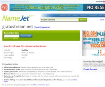 Gratostream.net - gratostream.net