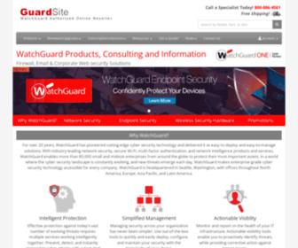 Guardsite.com - WatchGuard Products & Solutions | GuardSite.com