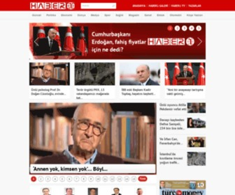 Haber1.com - Haber1 - Haber'de 1 Numara