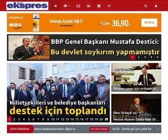 Haberekspres.com.tr - Haber Ekspres Gazetesi-İzmir Haber- Son dakika haberleri