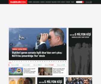 Haberler.com - HABERLER.COM - GÜNCEL HABER - SON DAKİKA HABERLER