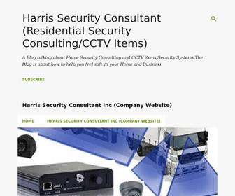 Harrissecurityconsultantinc.info - Harris Security Consultant Inc
