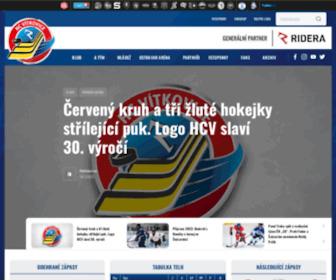Hc-vitkovice.cz - HC VÍTKOVICE RIDERA – Oficiální stránky hokejového klubu