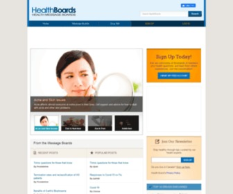 Healthboards.com - HealthBoards Message Boards