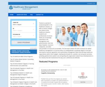 Healthcare-management-degree.net - Healthcare Management Degree Guide