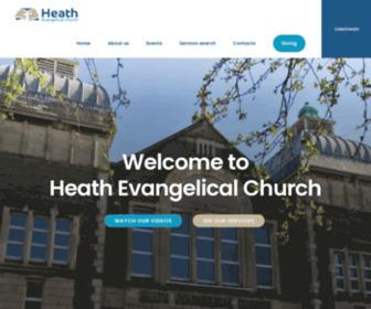 Heath-church.org - Heath Evangelical Church - Whitchurch Rd, Cardiff