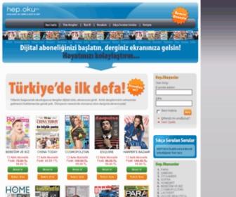 Hepoku.com - Hep.Oku - Ana Sayfa