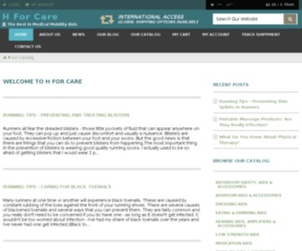 Hforcare.com - HForCare | News & info about your health… all in one place!