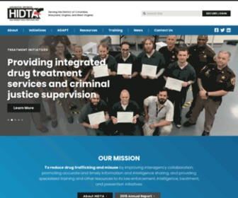 Hidta.org - Homepage - High Intensity Drug Trafficking Areas