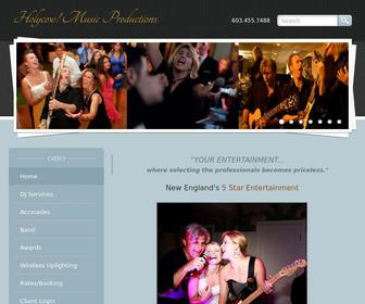 Holycowband.com - Holycow! Music Productions - 5 Star Band HOME