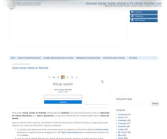 Hotmail-iniciar-sesion.com - Hotmail Iniciar Sesion