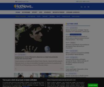 Hotnews.ro - HotNews.ro - Actualitate
