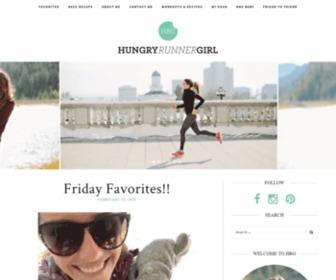 Hungryrunnergirl Com Site Stats