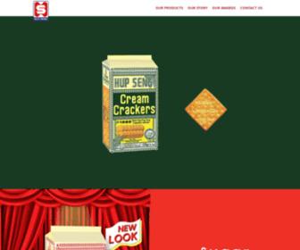 Hupseng.com - Hup Seng Perusahaan Makanan (M) Sdn Bhd