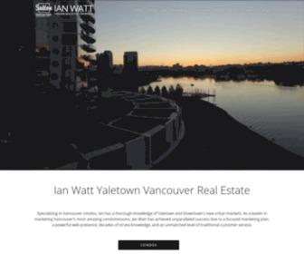 Ianwatt.ca - Ian Watt Sotheby's Yaletown Downtown Vancouver Luxury Condos