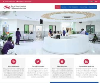 Ibn-e-siena.org.pk - Ibn-e-Siena Hospital