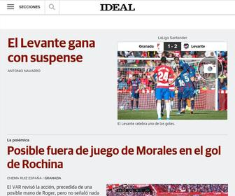 Ideal.es - Noticias de Granada y Provincia | Ideal