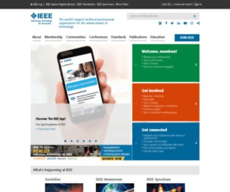 Ieee.org - Institute of Electrical and Electronics Engineers