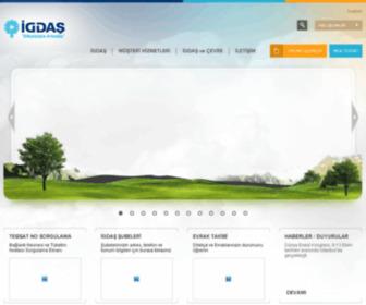 Igdas.com.tr - İGDAŞ