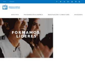 Igez.edu.ve - IGEZ - Formamos Líderes