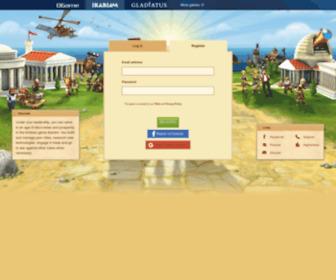 Ikariam.com - Ikariam - The free browser game
