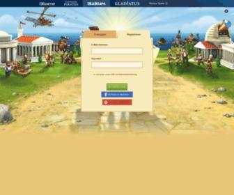 Ikariam.de - Ikariam - Das kostenlose Browsergame