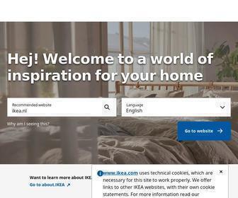 Ikea.com - IKEA.com – International homepage – IKEA
