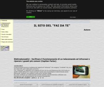 Ilsitodelfaidate.it - IlSitoDelFaiDaTe.it - FAI DA TE - Home Page