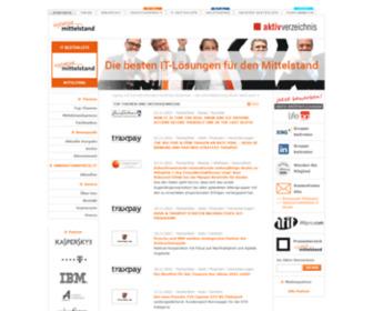 Imittelstand.de - Startseite - Initiative Mittelstand