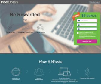 Inboxdollars.com - Make Extra Money Online From Home | InboxDollars
