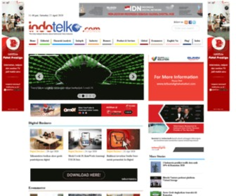 Indotelko.com - Indotelko.com - Indepth Review of Indonesia's Telco Industry