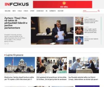 Infokusi.com - INFOKUSI - Lajmi i fundit, Sport, Siguri, Ekonomi, Roze, Auto, Tech, Biznese, Kulture, Kuzhine