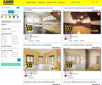 Inmobiliariacano.es - Your access to this site has been limited