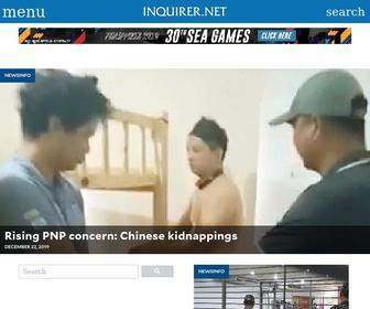 Inquirer.net - INQUIRER.net | Philippine news for Filipinos