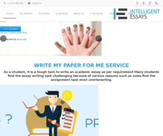 Custom essays essay help