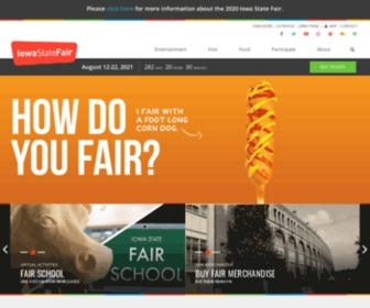 Iowastatefair.com - Iowa State Fair | Nothing Compares