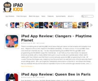 Ipadkids.com - iPad Kids - Educational & Learning Apps for the iPad and iPad mini