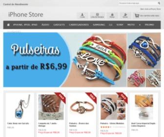 Iphone4store.com.br - Iphone 4 Store – Só mais um site WordPress