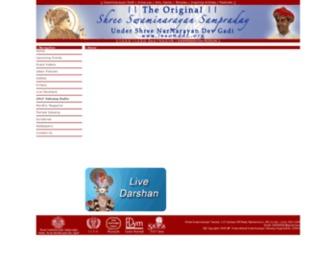 Issomddc.org - The Original || Shree Swaminarayan Sampraday ||
